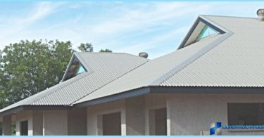 How to cover the roof with slate