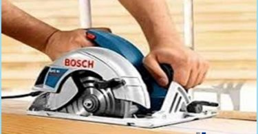 Choose a circular saw for home