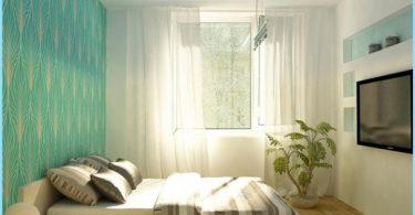 Design a bedroom in the Khrushchev