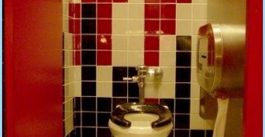 Finishes tiles toilet