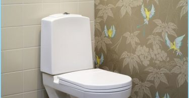 Decorating the bathroom pvc panels with their own hands