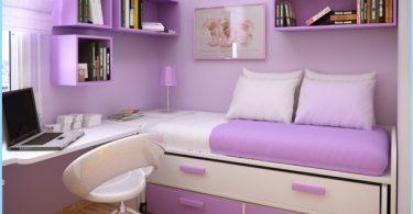 Interior room for teen girls