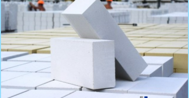 Brick silicate corpulent: the composition and characteristics
