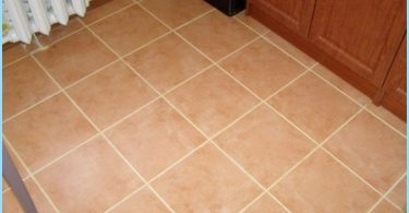 Grouting ceramic tiles