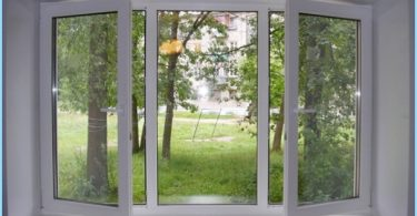 How to insulate plastic windows: soffits, window sill