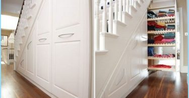 How useful and beautifully arrange the place under the stairs