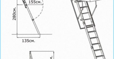 Installing attic stairs with video