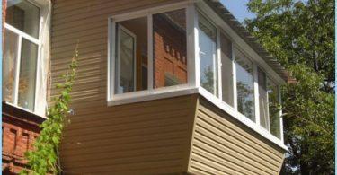 How to insulate a balcony own