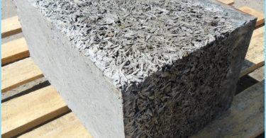 wood concrete blocks with his hands. Black Bedroom Furniture Sets. Home Design Ideas