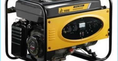 How to connect the generator to home